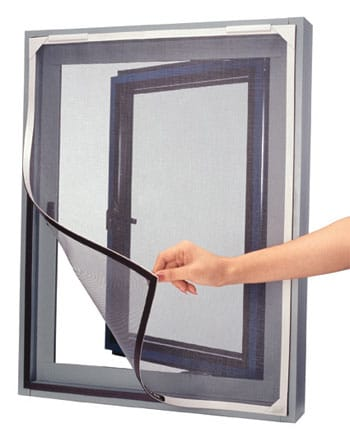 Magnetic do-it-yourself Screens
