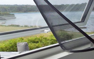 Awning Window Fly Screen