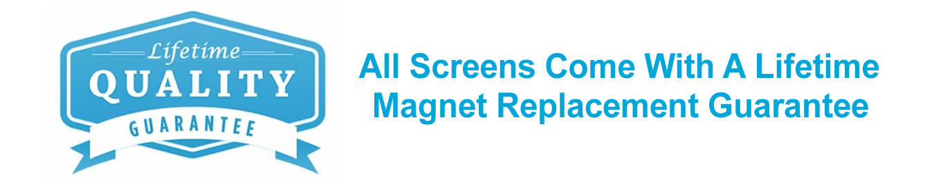 magnetic fly screen kits