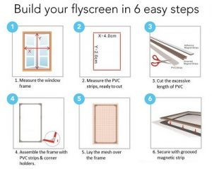 DIY Window Screen1