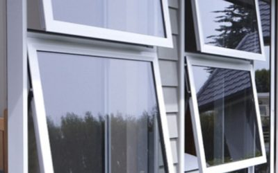Double-Hung Window Fly Screens