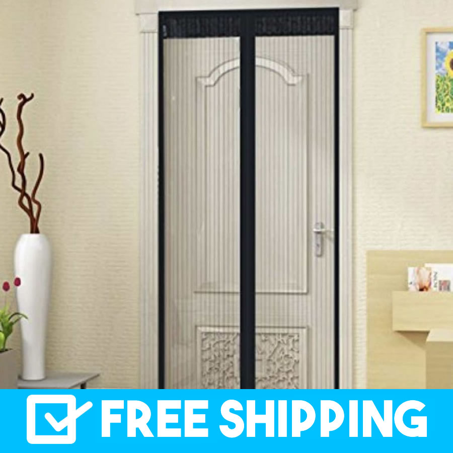 DIY Magnetic Flyscreens - Easy To Install | On Sale + FREE ...